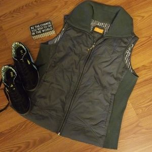 Lucy Gray Athletic Vest Size XL